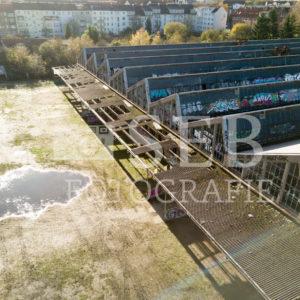 Gelände des ehemaligen KIW in Schwerin - SEB Fotografie