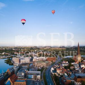 Heißluftballons über Rostock - SEB Fotografie