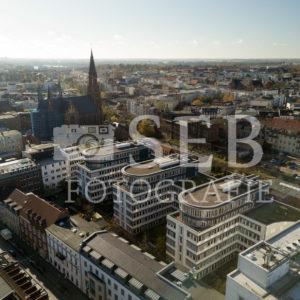 Packhof Schwerin, Verwaltungsssitz der Landeshauptstadt - SEB Fotografie