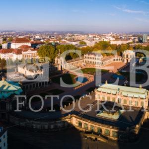 Panorama Dresdner Zwinger - SEB Fotografie