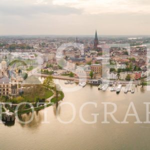 Panorama Schweriner Schloss - SEB Fotografie